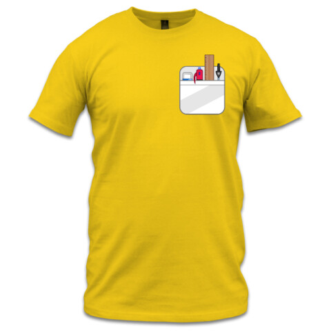 Ollie's Pocket Protector Shirt - Mukpuddy
