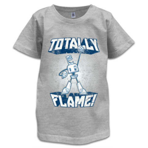 "Ballpoint ""Totally Flame"" Distressed - Kids - Mukpuddy"